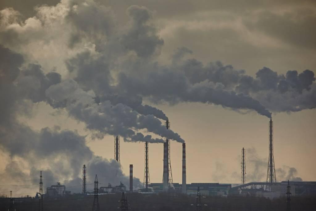 Smog y contaminación