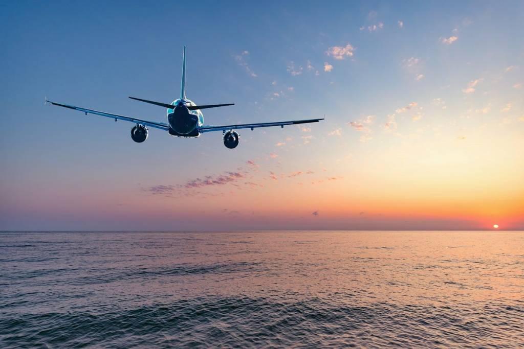 Vuelo en avion