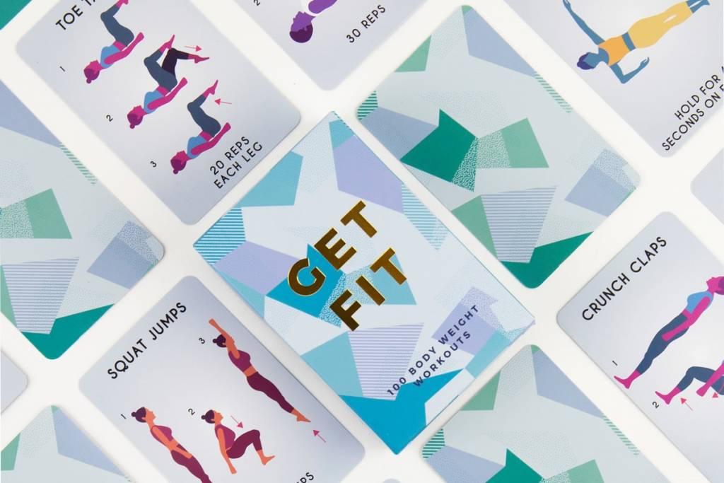 Tarjetas para fitness