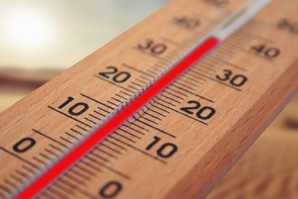 Temperatura del coronavirus