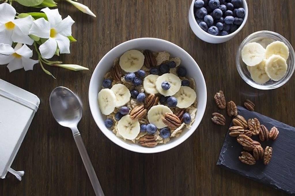 Magnesio y potasio para el desayuno.